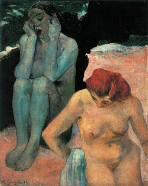 death and life gauguin