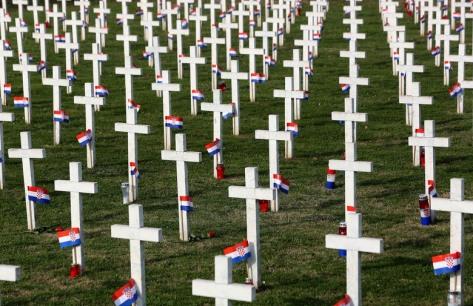 Genocide in Croatia Photo: Marko Mrkonjic/Pixsell