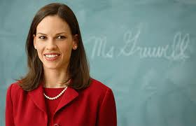 Freedom writers teacher, Ms. G.
