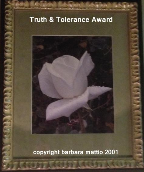 Truth&ToleranceAward