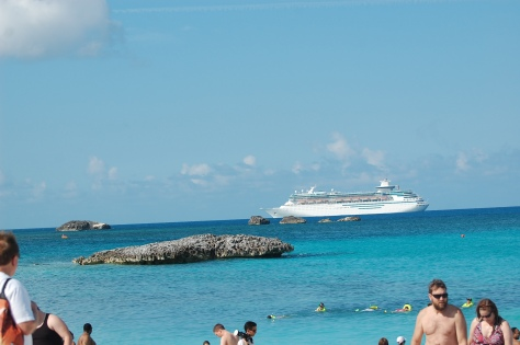 The Bahamas. Photographed and copyrighted by Barbara Mattio  2014