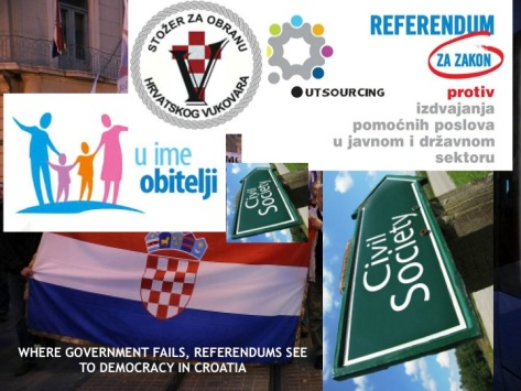 Referendums in Croatia