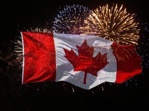 Canada Day 1