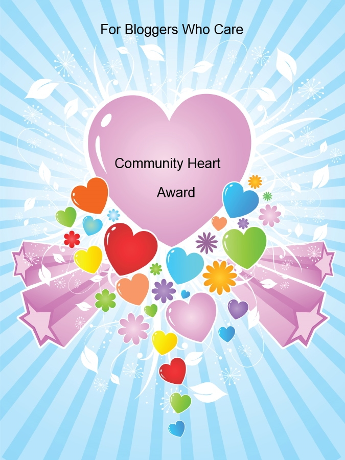 communityHeart Award