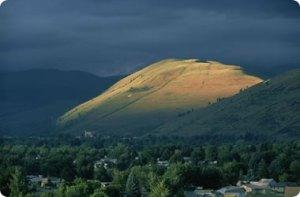 Mount Jumbo montanalandtrusts dot org