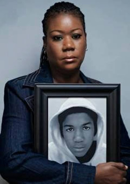 Trayvon's mother