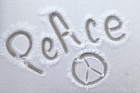 Winter - Snow - Peace
