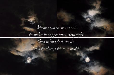 08Sept14 Bright Beautiful Moon