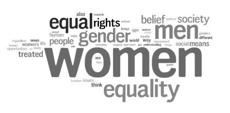 Equality in our lives