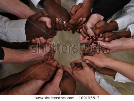 Pray together to increase the power