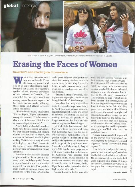 Bj Blog - Erasing face of women