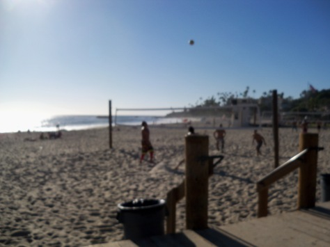 Late afternoon at Laguna beach. Photography and copyright by Amy Halperin