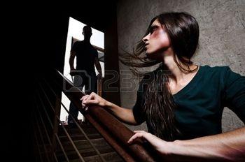 leaving the abuser