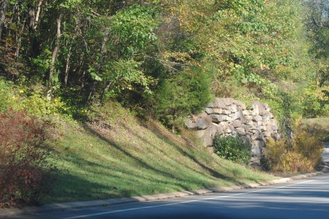 The Blue Ridge Parkway Photograph and copyright by Barbara Mattio 2015