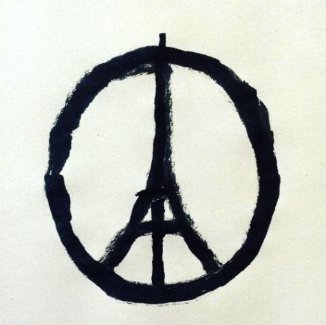 ParisPeaceSign