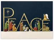 May there be peace on earth and may it begin with me!