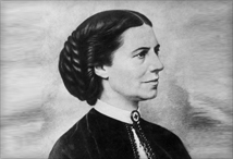 Clara Barton, nurse and philanthropist