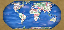 World Peace everywhere for everywhere