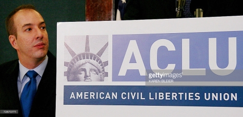The ACLU fights for the rights of people in America