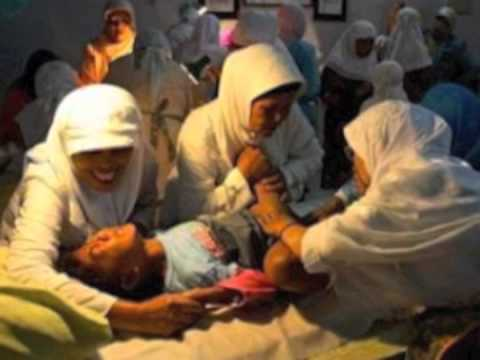 The horrible practice of genital mutilation