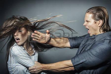 Even a slap, push or a shove is Domestic Violence
