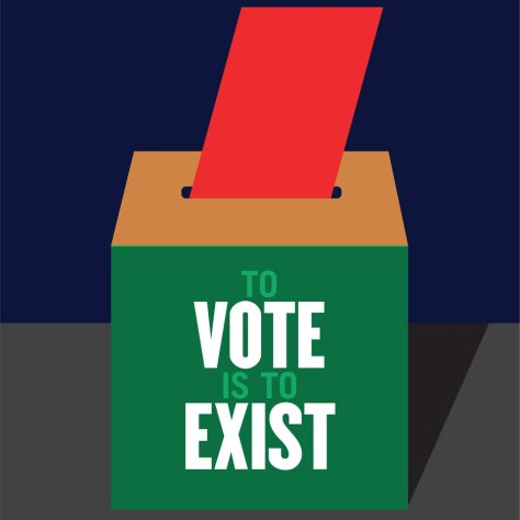 To vote is to exist