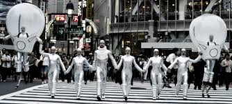 Humans of the future?